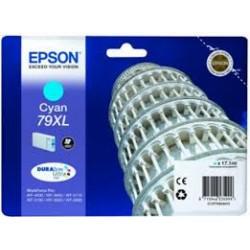 Epson cartuccia ciano T7902