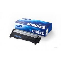 Samsung toner ciano CLT-C404S 1.000 pagine