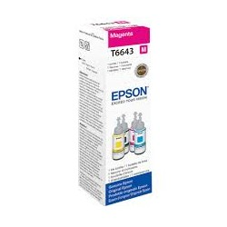 Flacone inchiostro Magenta Epson T6643