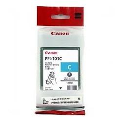 Cartuccia Originale Ciano PFI-101c 130ml per Canon iPF 5000, iPF 6000