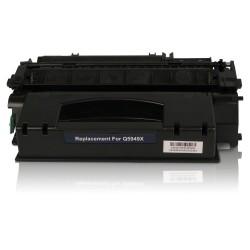 HP 3 toner compatibile Q5949X alta resa ( 6.000 pagine )