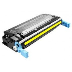 HP Toner Giallo 643A compatibile