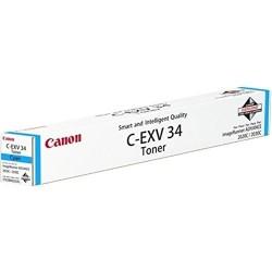 Canon C-EXV34 ciano