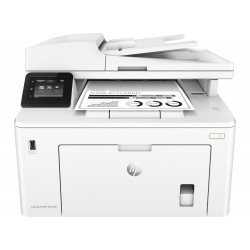 HP LaserJet Pro M227fdw Stampa, copia, scansione, fax