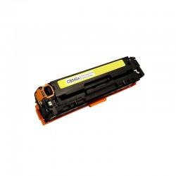 HP toner giallo compatibile 125A