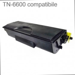 Brother TN-6600 Compatibile