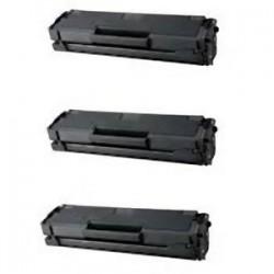 Samsung toner compatibile MLT-D111S confezione di 3 toner