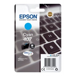 Epson 407 ciano