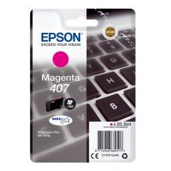 Epson 407 magenta