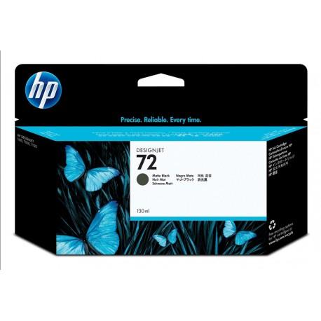 HP 72 nero opaco